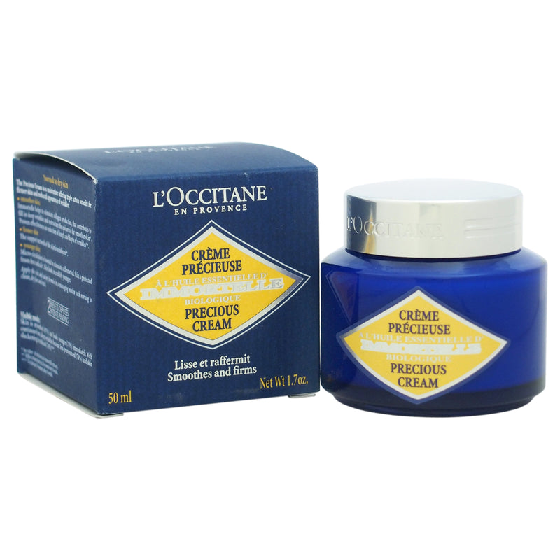 Loccitane Immortelle Precious Cream