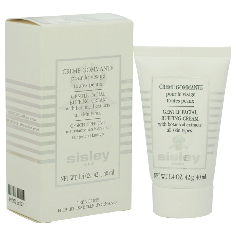 Sisley Gentle Facial Buffing Cream with Botanical Extract