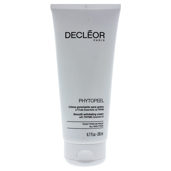 Phytopeel Smooth Exfoliating Cream by Decleor for Unisex 6.7oz