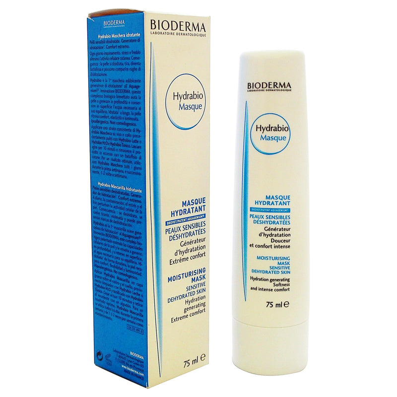 Bioderma Hydrabio Masque Moisturizing Mask