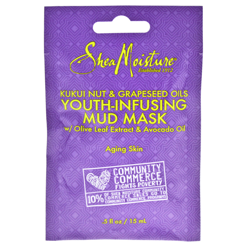 Shea Moisture Kukui Nut & Grapeseed Oils Youth