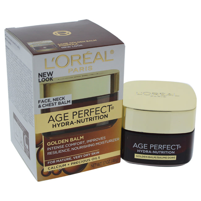 Age Perfect Hydra-Nutrition Golden Balm by LOreal Paris for Unisex 1.7oz