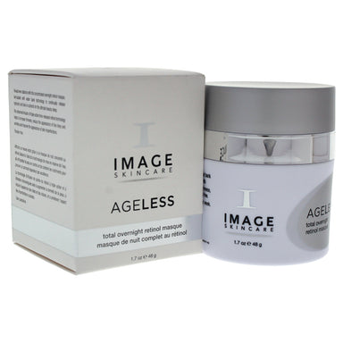Ageless Total Overnight Retinol Masque by Image for Unisex 1.7oz