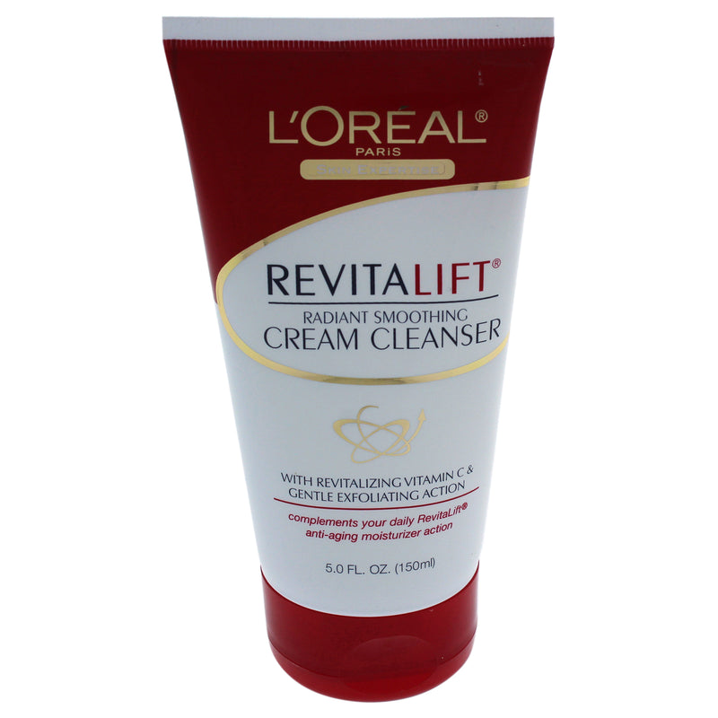 LOreal Paris Revitalift Radiant Smoothing Cream Cleanser