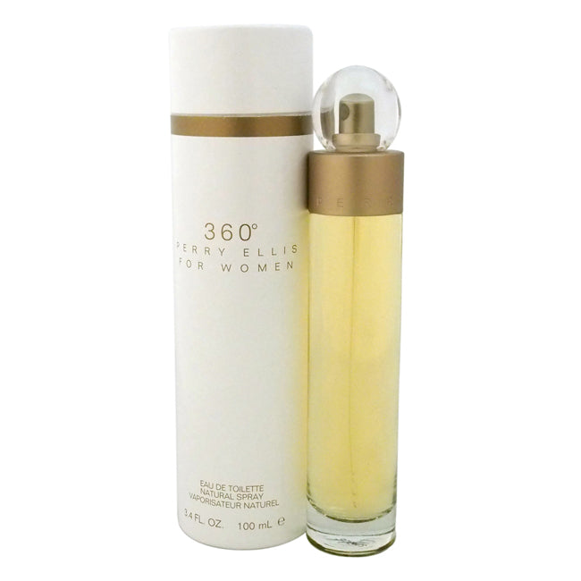 360 by Perry Ellis EDT Spray for Women 3.4oz