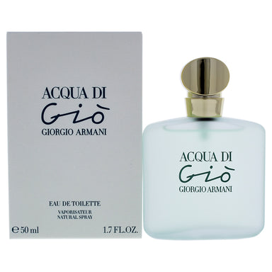 Acqua Di Gio by Giorgio Armani EDT Spray for Women 1.7oz