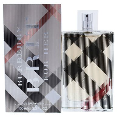 Burberry Brit by Burberry EDP Spray for Women 3.3oz