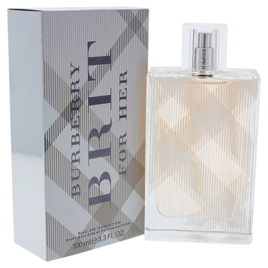 Burberry Brit by Burberry EDT Spray for Women 3.3oz