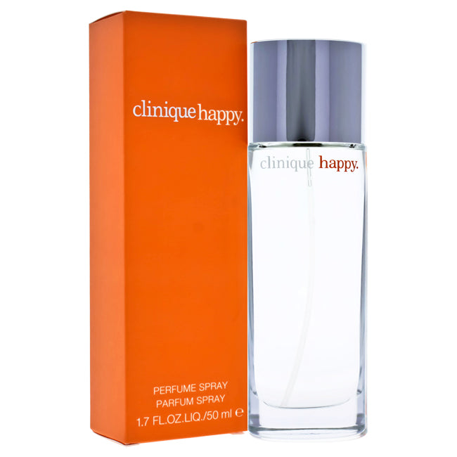 Clinique Happy by Clinique Perfume Spray for Women 1.7oz