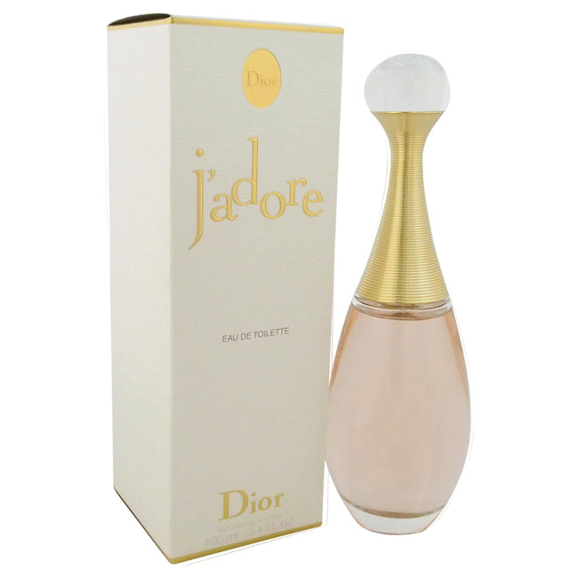 Jadore by Christian Dior EDT Spray for Women 3.4oz