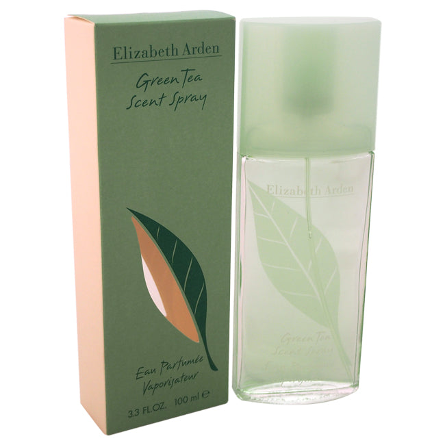 Green Tea Scent Spray by Elizabeth Arden EDP Spray for Women 3.4oz