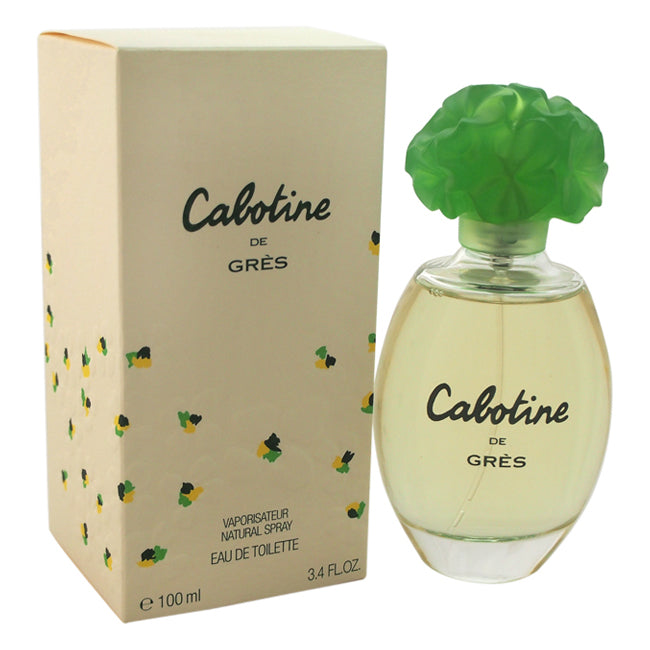 Cabotine by Gres EDT Spray for Women 3.4oz