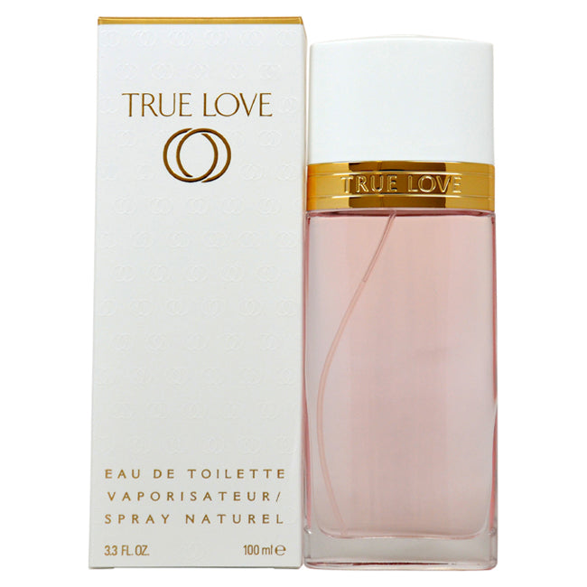 True Love by Elizabeth Arden EDT Spray for Women 3.3oz