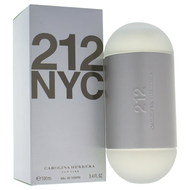 212 by Carolina Herrera EDT Spray for Women 3.4oz