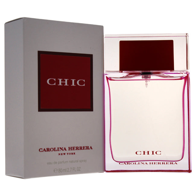 Chic by Carolina Herrera EDP Spray for Women 2.7oz
