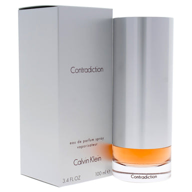 Contradiction by Calvin Klein EDP Spray for Women 3.4oz