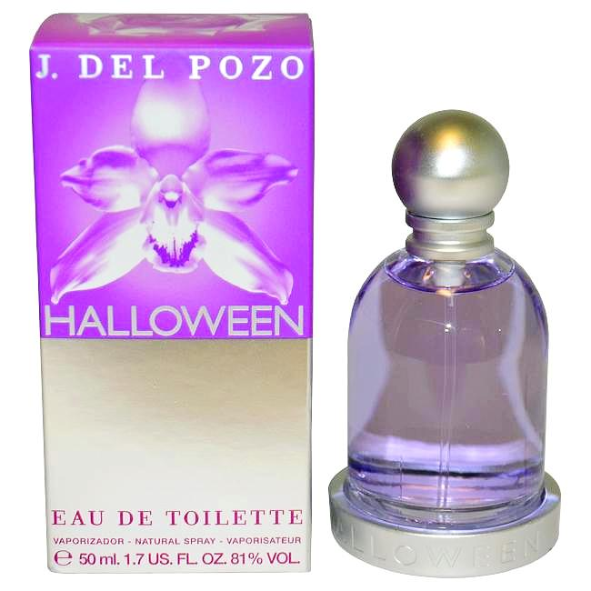 Halloween by J. Del Pozo for Women