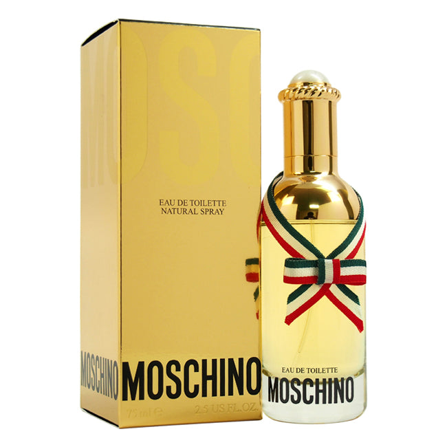 Moschino by Moschino EDT Spray for Women 2.5oz