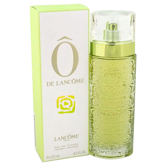 O De Lancome by Lancome EDT Spray for Women 4.2oz