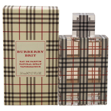 Burberry Brit by Burberry EDP Spray for Women 1.7oz