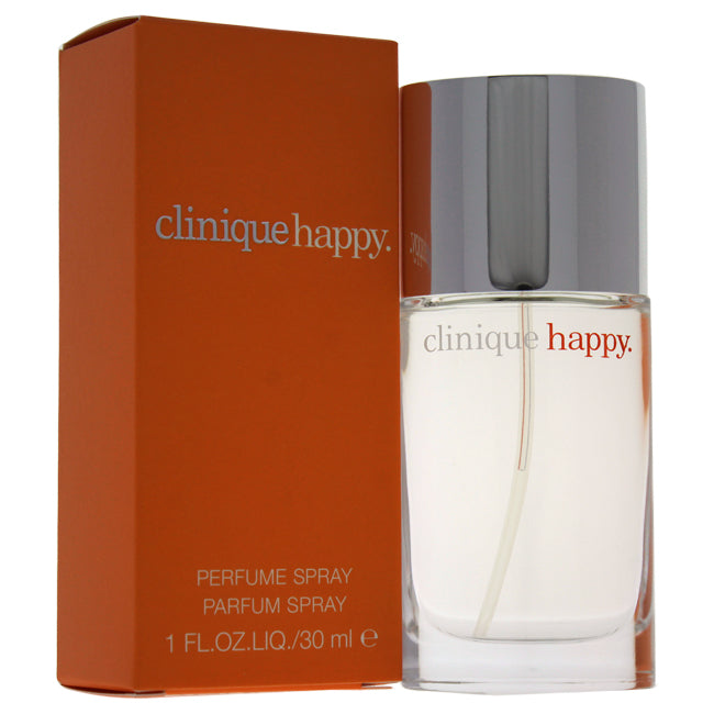 Clinique Happy by Clinique Perfume Spray for Women 1oz