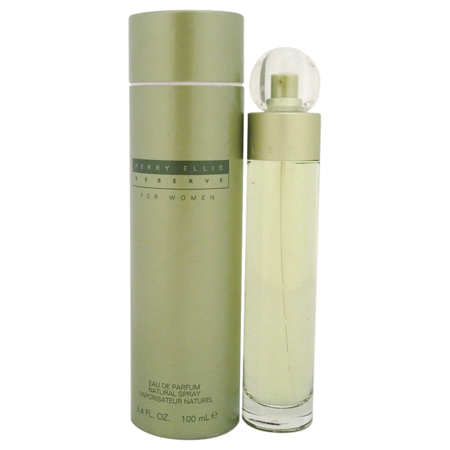 Reserve by Perry Ellis EDP Spray for Women 3.4oz