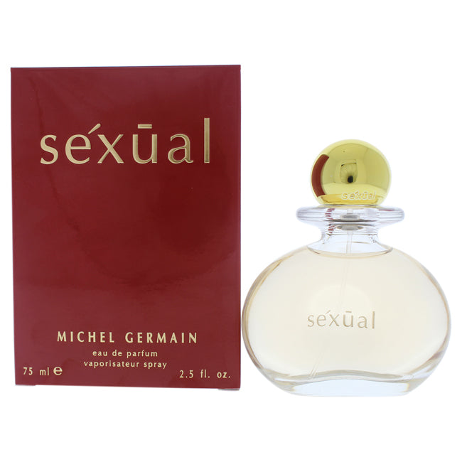 Sexual by Michel Germain EDP Spray for Women 2.5oz