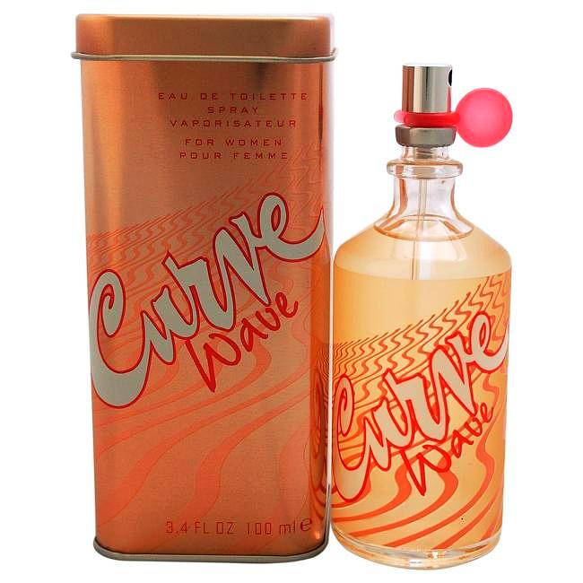 Curve Wave by Liz Claiborne for Women
