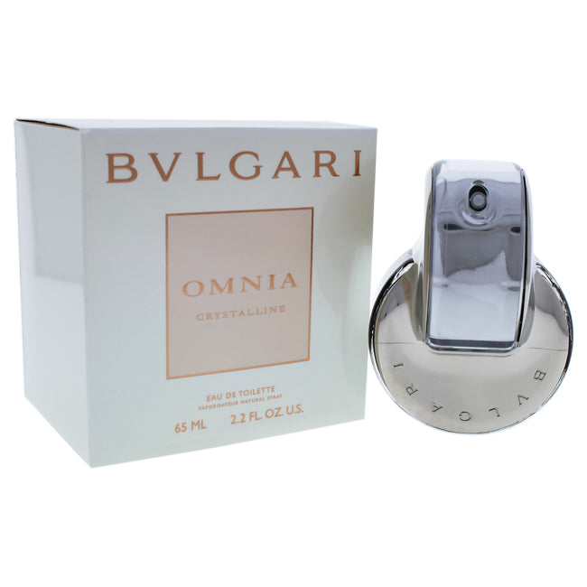 Omnia Crystalline by Bvlgari EDT Spray for Women 2.2oz