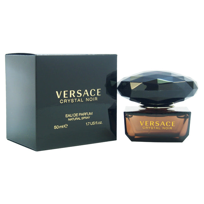 Crystal Noir by Versace EDP Spray for Women 1.7oz