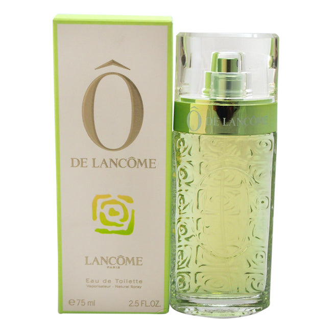 O De Lancome by Lancome for Women - 2.5 oz EDT Spray