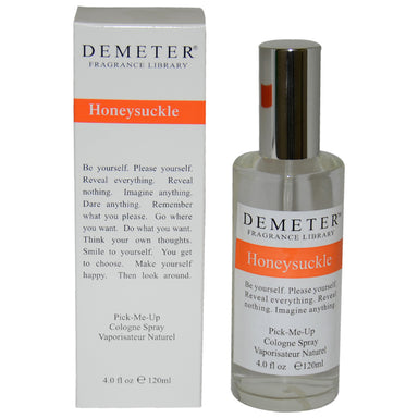 Honeysuckle by Demeter Cologne Spray for Women 4oz