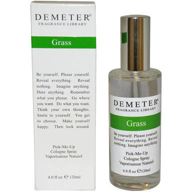 Grass by Demeter Cologne Spray for Women 4oz