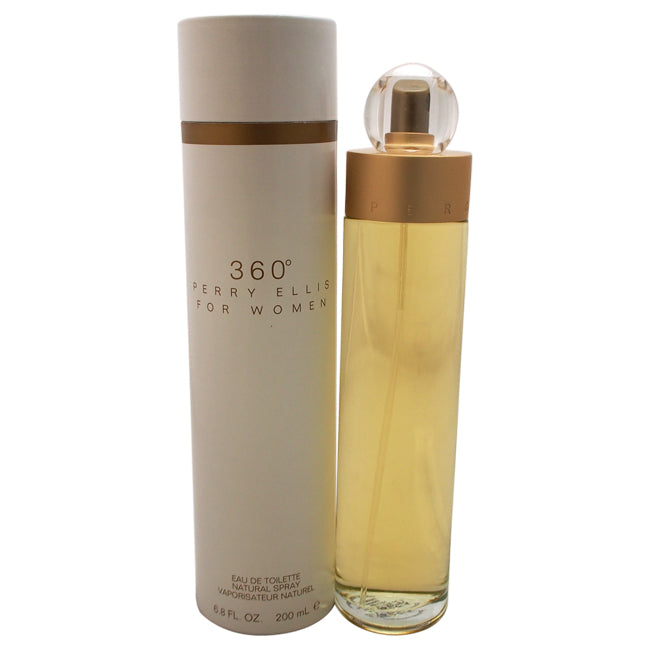 360 by Perry Ellis EDT Spray for Women 6.8oz