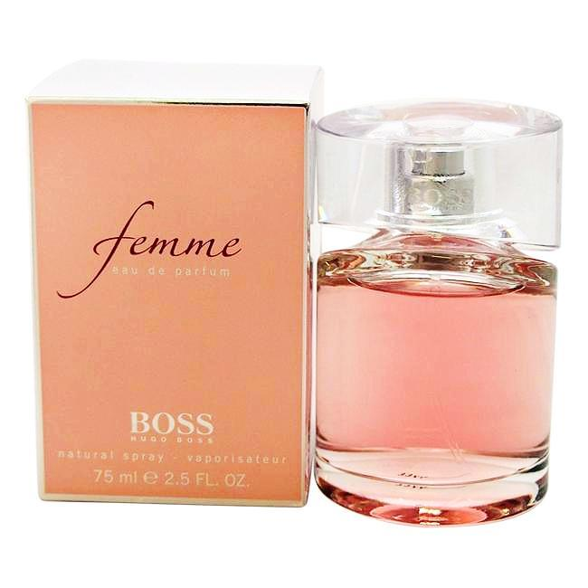 Femme by Hugo Boss EDP Spray for Women 2.5oz