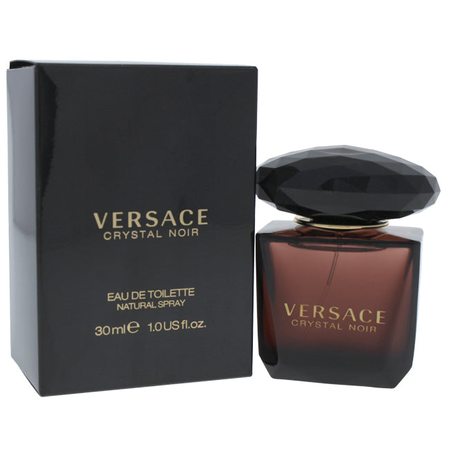Crystal Noir by Versace EDT Spray for Women 1oz