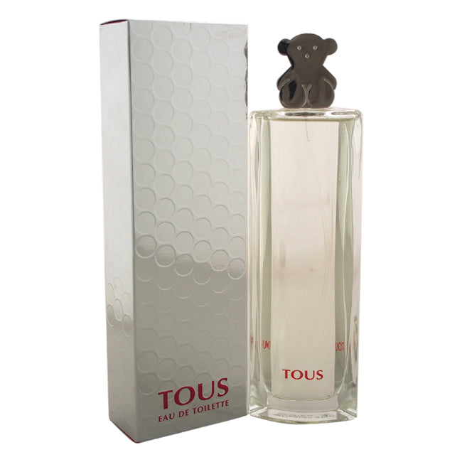 Silver by Tous EDT Spray for Women 3oz