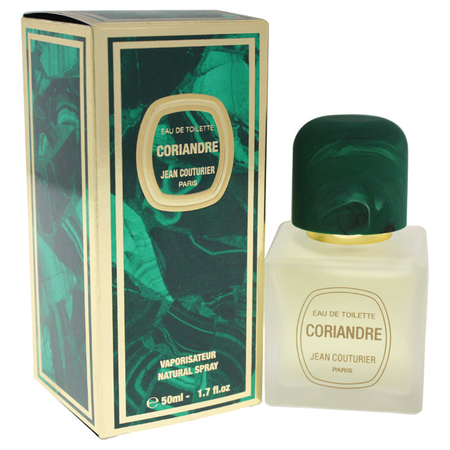 Coriandre by Jean Couturier EDT Spray for Women 1.7oz