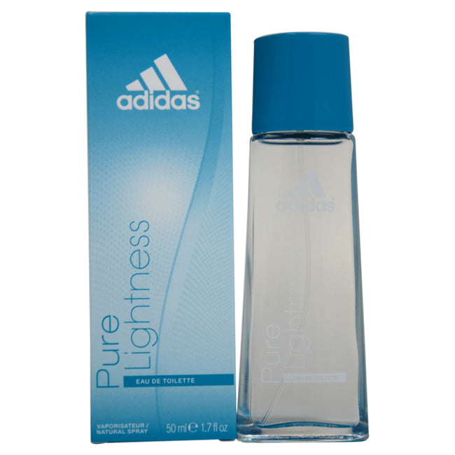 Pure Lightness by Adidas EDT Spray for Women 1.7oz