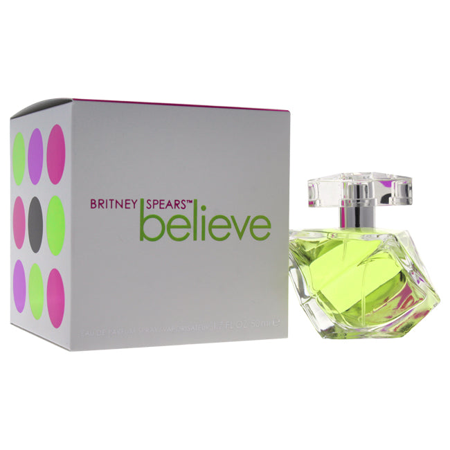 Believe by Britney Spears EDP Spray for Women 1.7oz