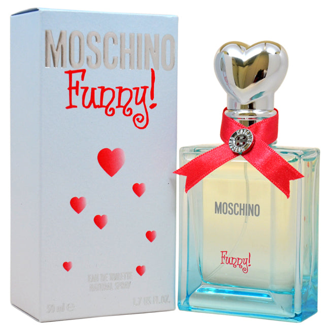 Funny by Moschino EDT Spray for Women 1.7oz