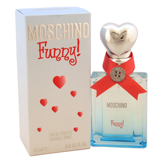 Moschino Funny by Moschino for Women - 25 ml EDT Spray