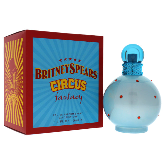 Circus Fantasy by Britney Spears EDP Spray for Women 3.3oz