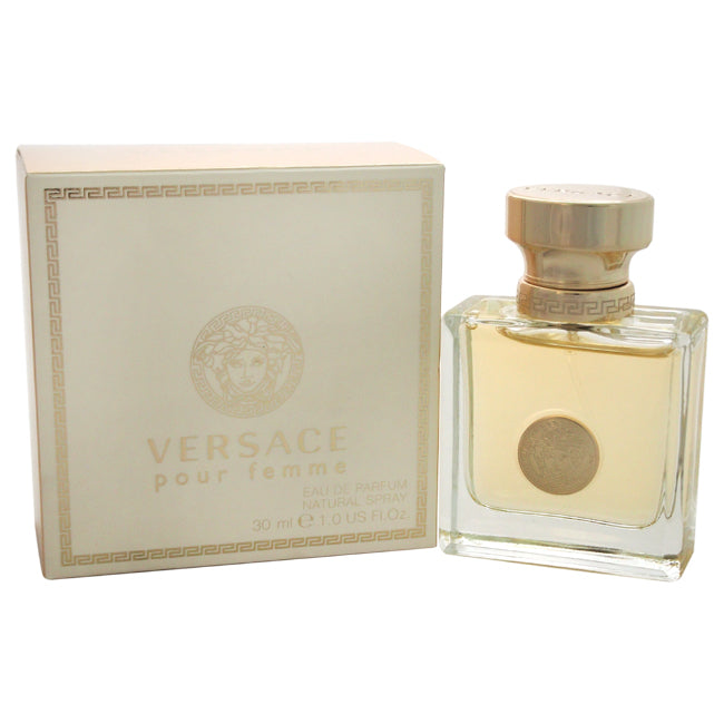 Pour Femme by Versace EDP Spray for Women 1oz