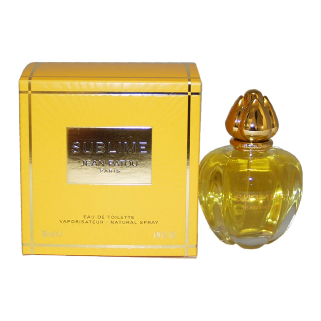 Sublime by Jean Patou EDT Spray for Women 1.6oz