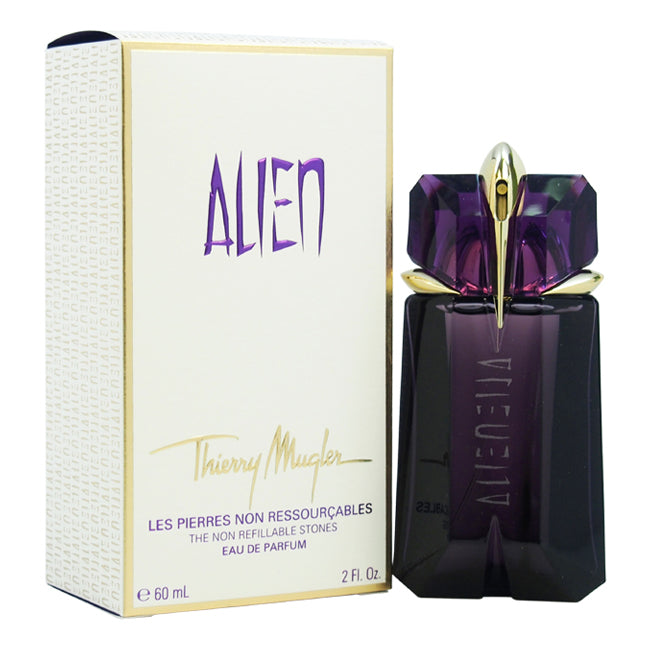 Alien Refillable by Thierry Mugler EDP Spray for Women 2oz