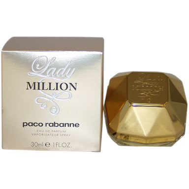 Lady Million by Paco Rabanne EDP Spray for Women 1oz
