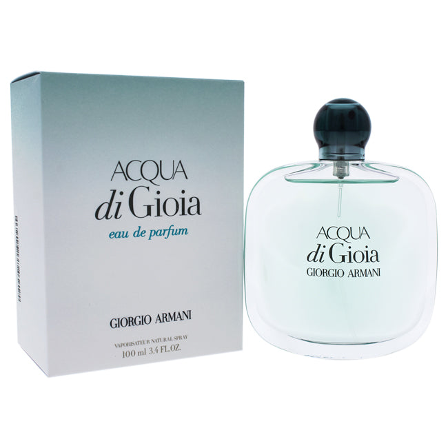 Acqua Di Gioia by Giorgio Armani EDP Spray for Women 3.4oz