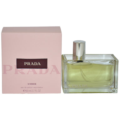 Amber by Prada EDP Spray for Women 2.7oz