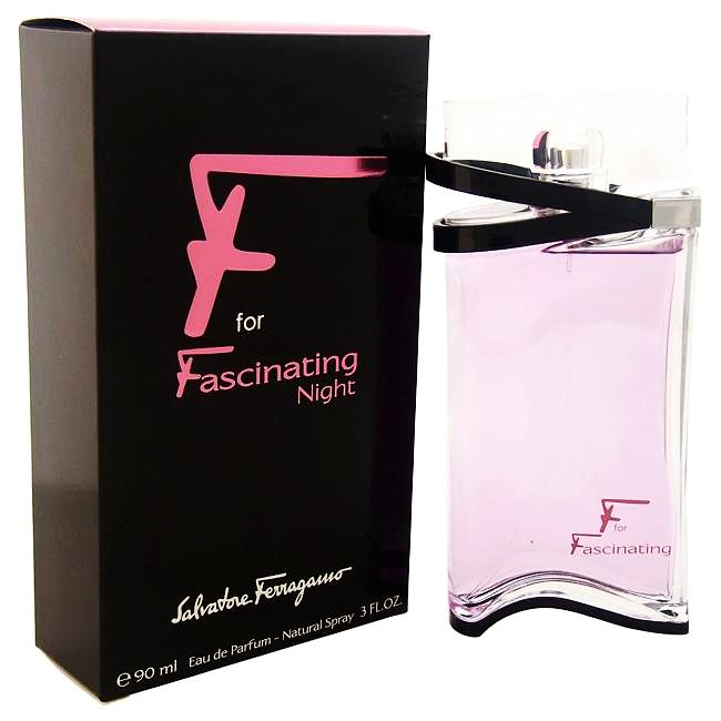 F For Fascinating Night by Salvatore Ferragamo for Women